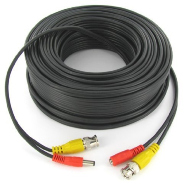 100ft Premade Bnc Video Cable